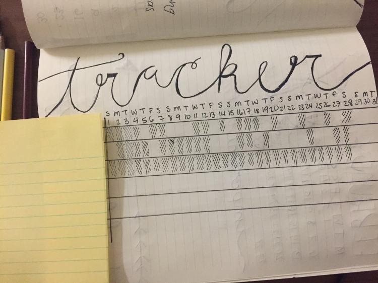 january-tracker