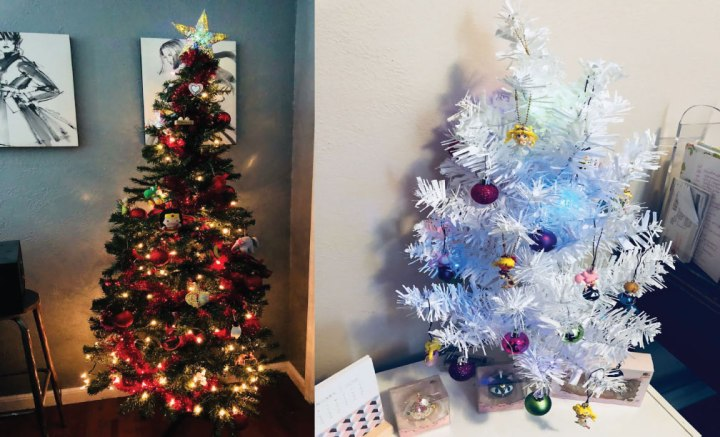 Blogmas Day 10: My Christmas Tree Decorations!