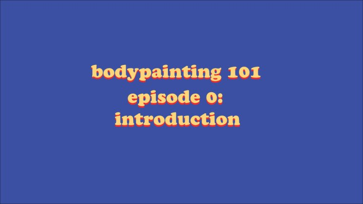 bodypaint-101-episode-0