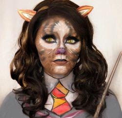 Hermione Makeup